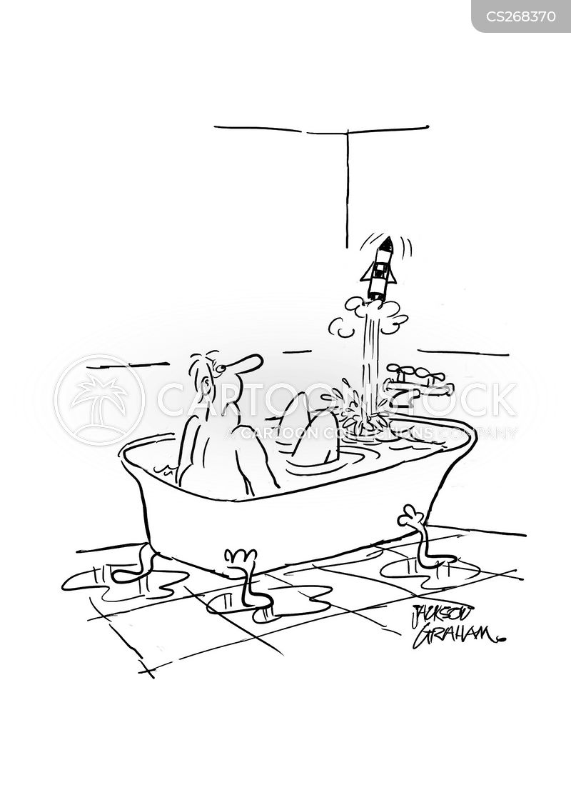 bath toys cartoon