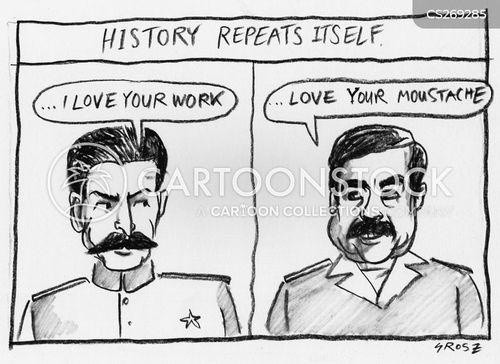 Repressive Cartoon