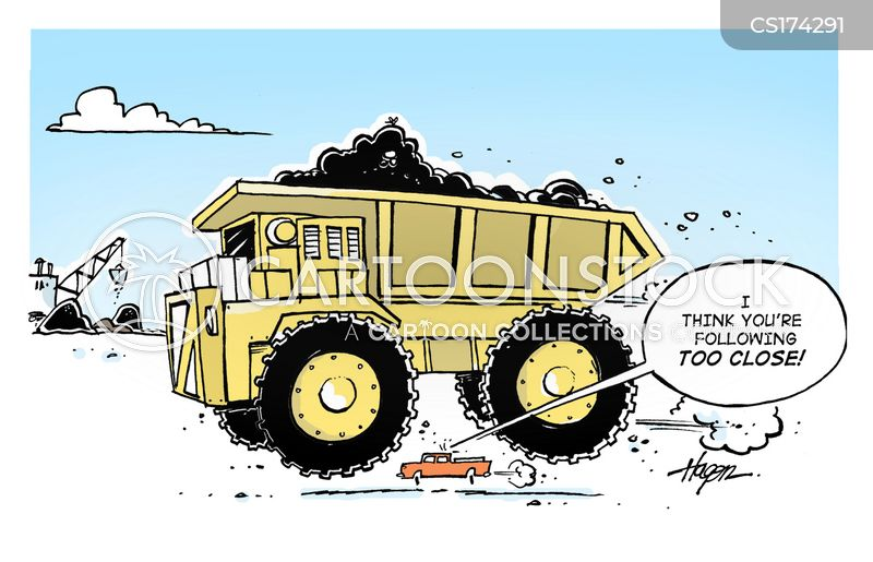 road accident cartoon