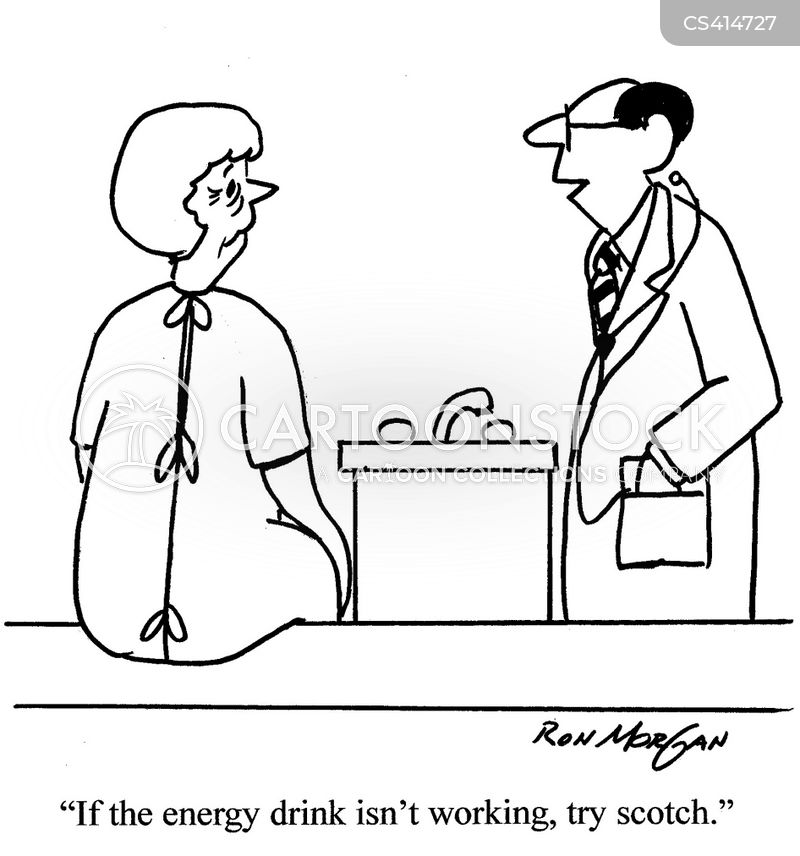 energy level cartoon