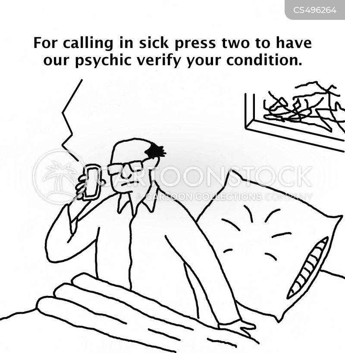 mind-readers cartoon