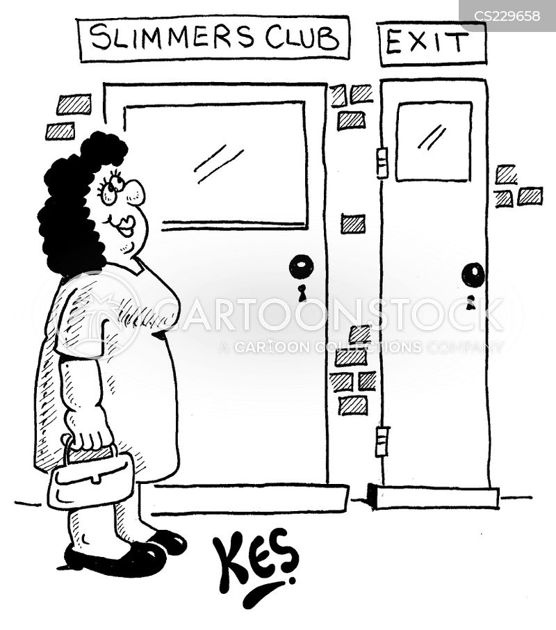 doorway cartoon