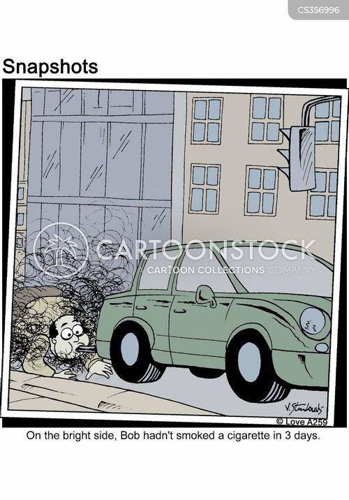 cancerous cartoon