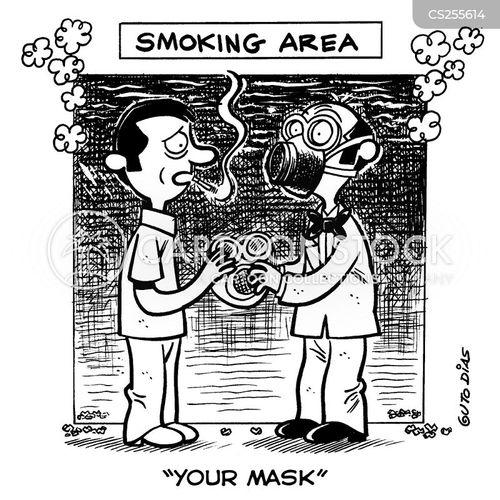 health campaign cartoon