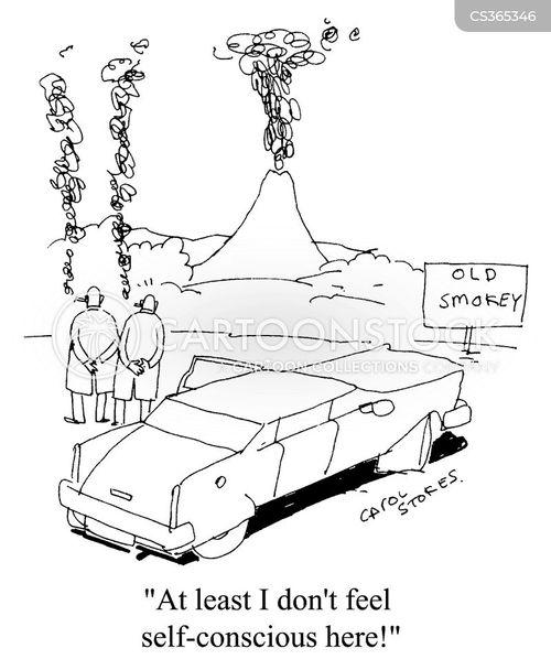 geysers cartoon