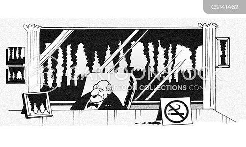 tree lover cartoon