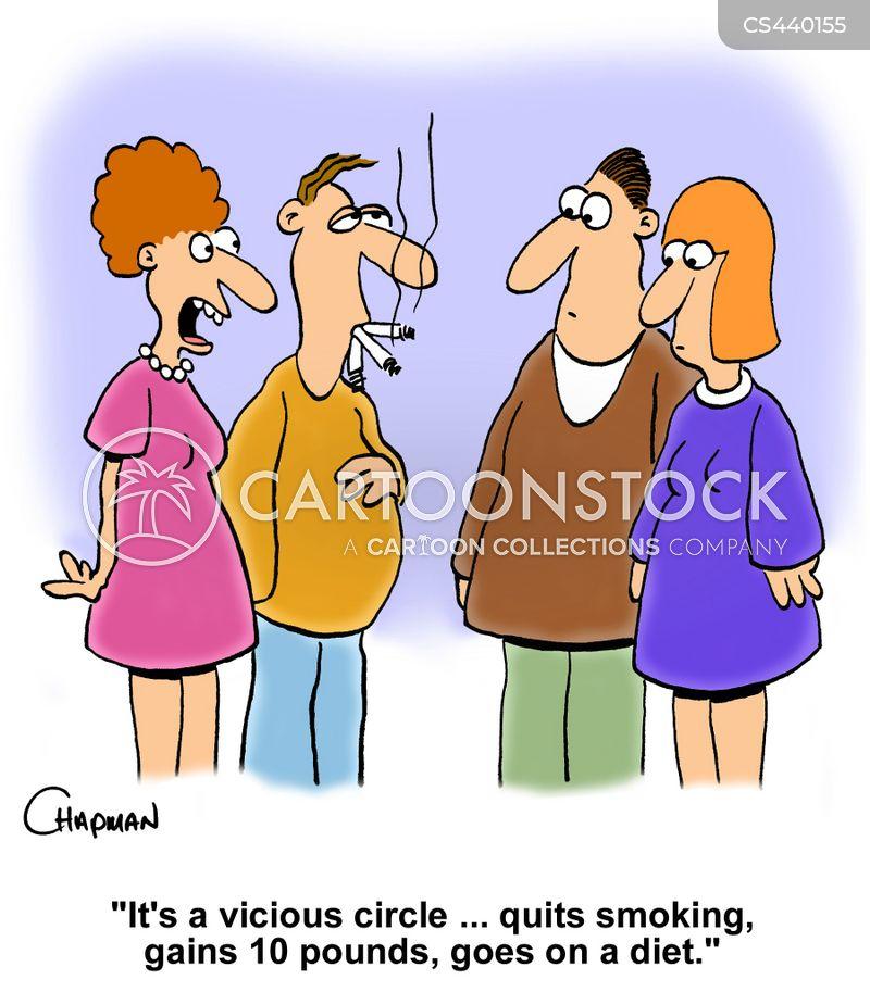 destructive behaviour cartoon