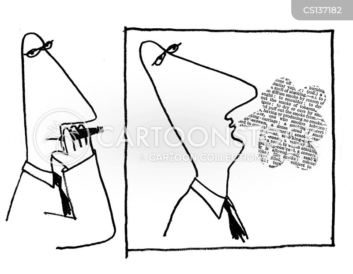 nicotines cartoon