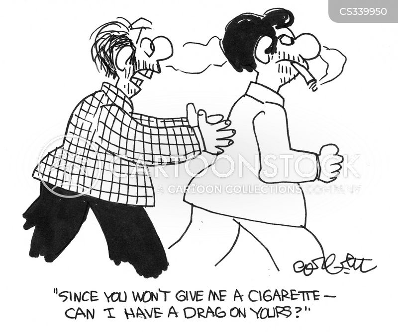 drags cartoon