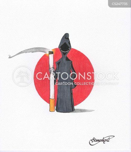 Anti Smoking Ads Cartoon Anti-smoking Campaign Cartoon
