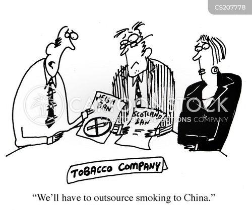 cheap labour cartoon
