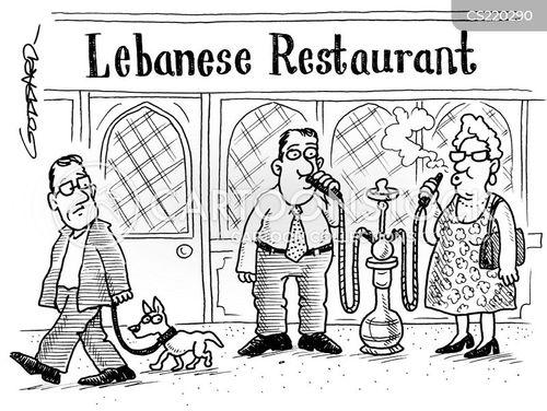hookah cartoon
