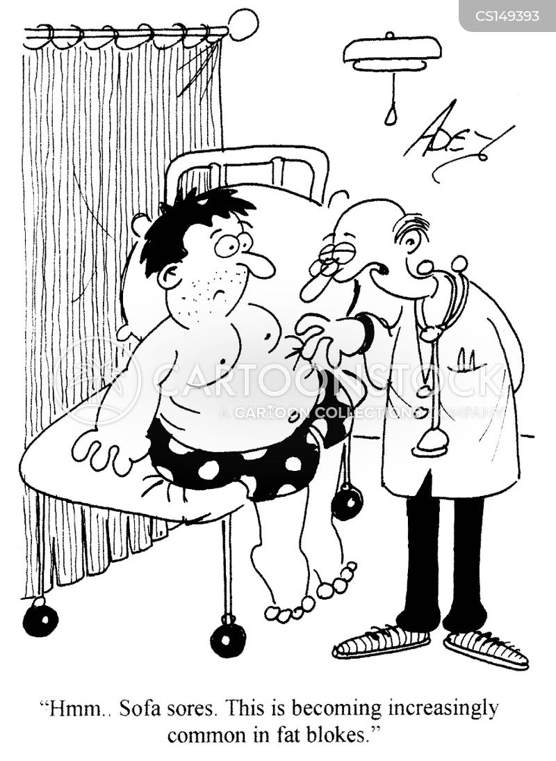 sores cartoon