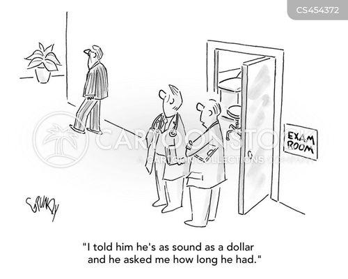 geriatric medicine cartoon