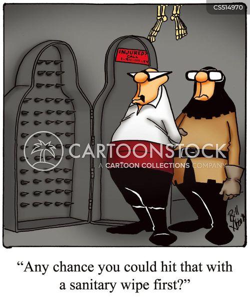 spanish inquisition cartoon
