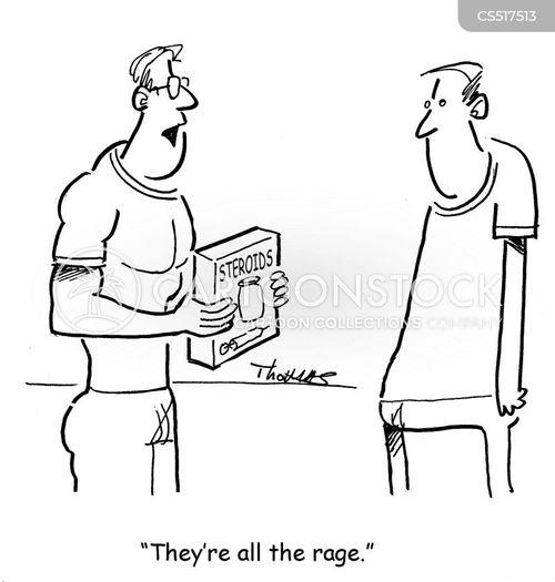 in vogue cartoon