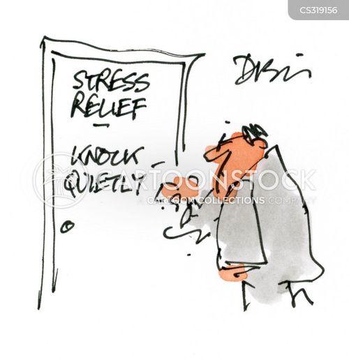 be quiet cartoon