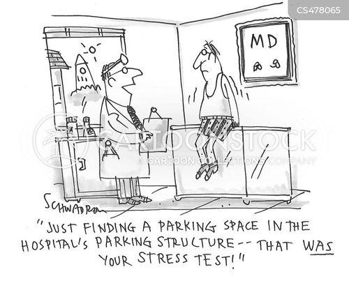 doctor visit cartoon