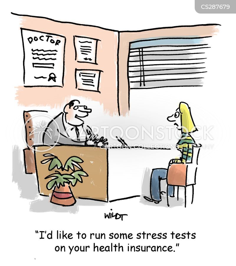 Stress Test Cartoons And Comics