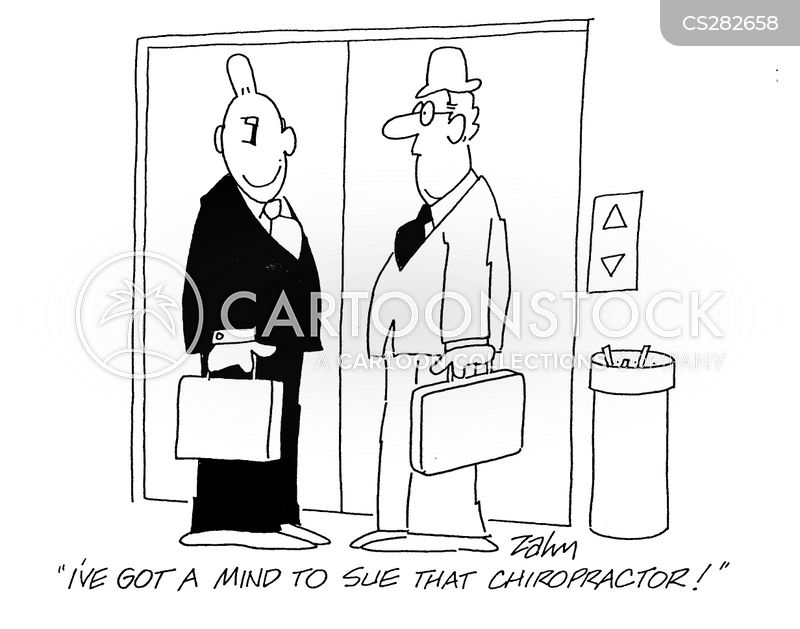 osteopaths cartoon