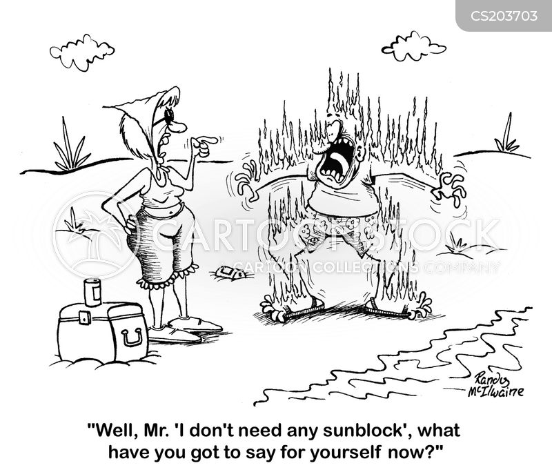 Sunblock cartoons, Sunblock cartoon, funny, Sunblock picture, Sunblock pictures, Sunblock image, Sunblock images, Sunblock illustration, Sunblock illustrations