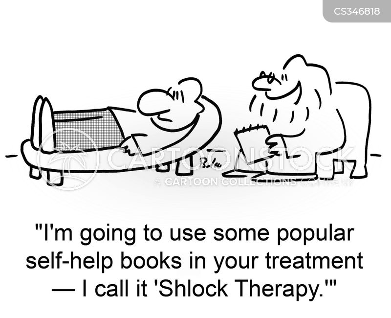 shock therapy cartoon