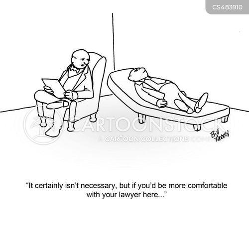 confidentiality agreement cartoon