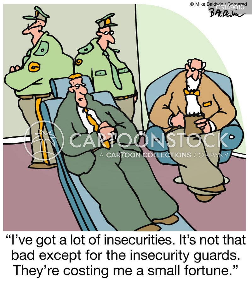 bodyguards cartoon