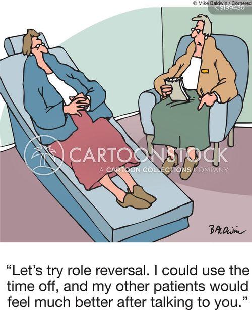 medical professional cartoon