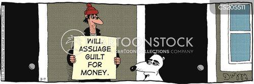 pacification cartoon