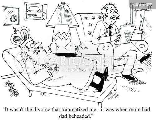 traumatize cartoon