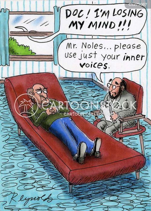 inner voice cartoon