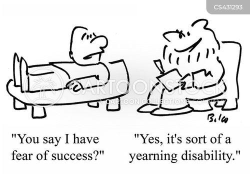 yearning cartoon