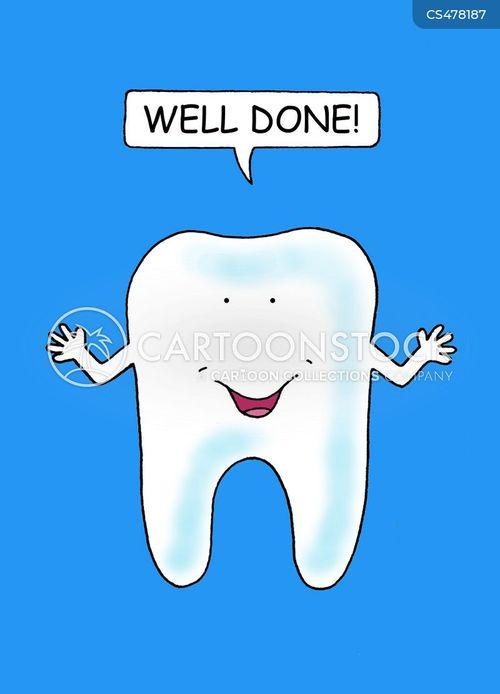 incisor cartoon