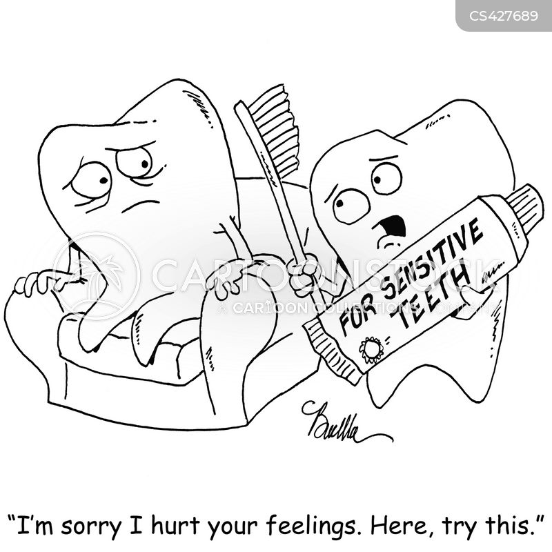 tooth-paste cartoon