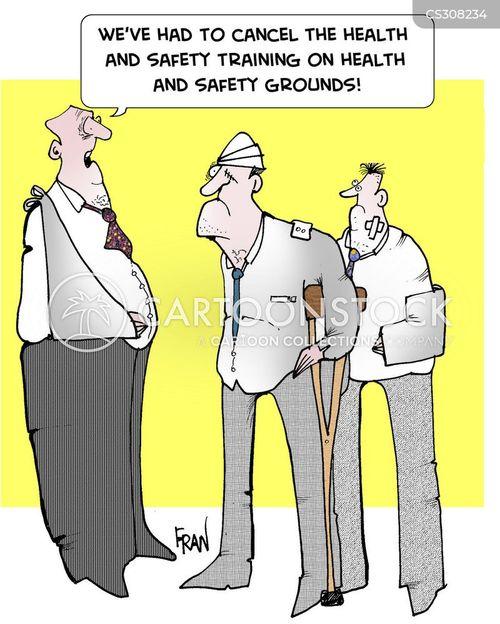 training day cartoon
