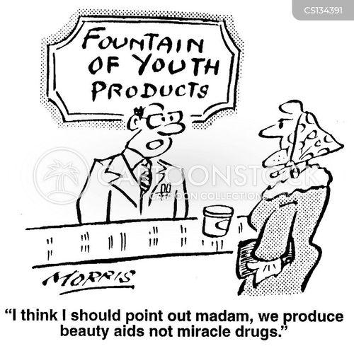 youthfulness cartoon