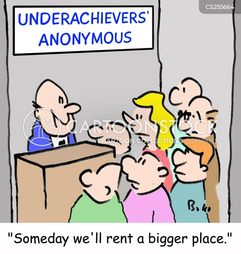 underachievers cartoon