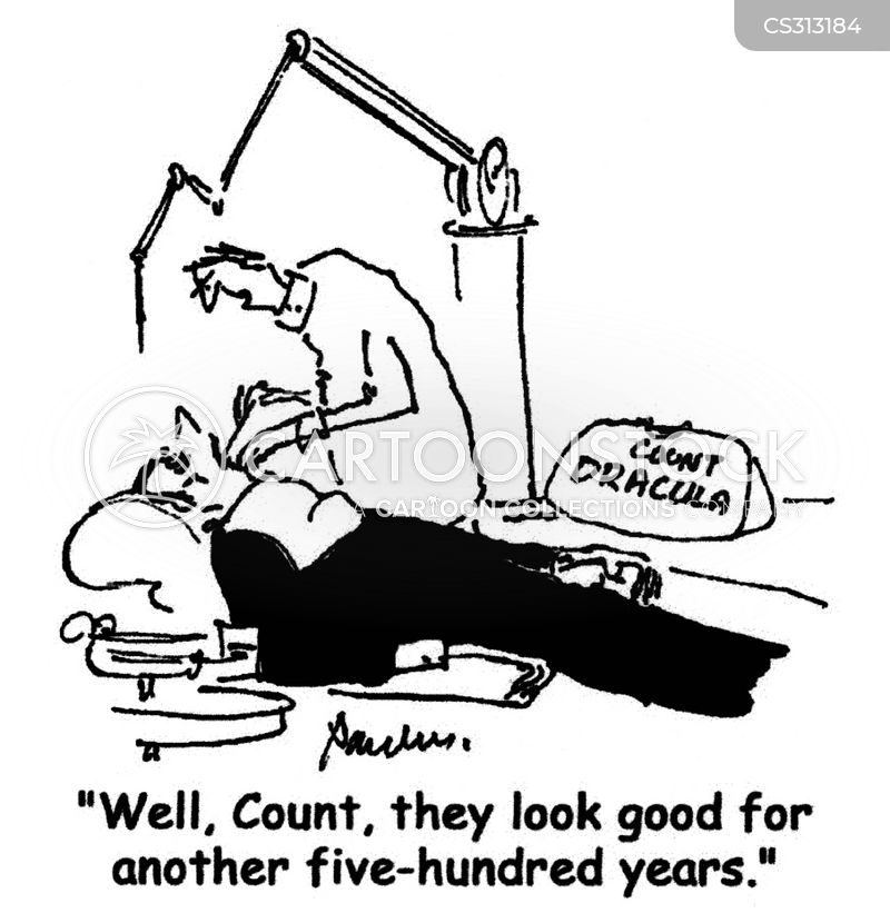 dentists appointment cartoon
