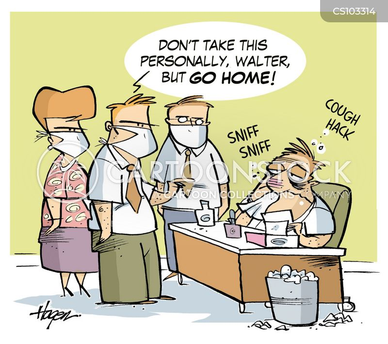 Face Mask Cartoons And Comics Funny Pictures From
