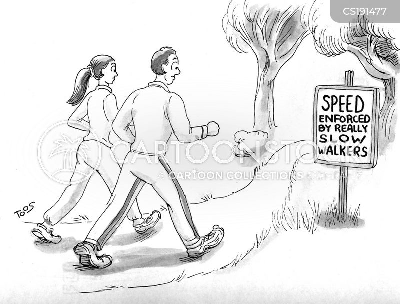 Slow Walker cartoons, Slow Walker cartoon, funny, Slow Walker picture, Slow Walker pictures, Slow Walker image, Slow Walker images, Slow Walker illustration, Slow Walker illustrations