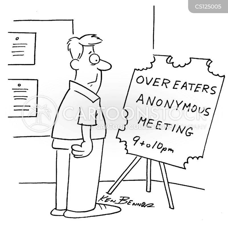 cravings cartoon