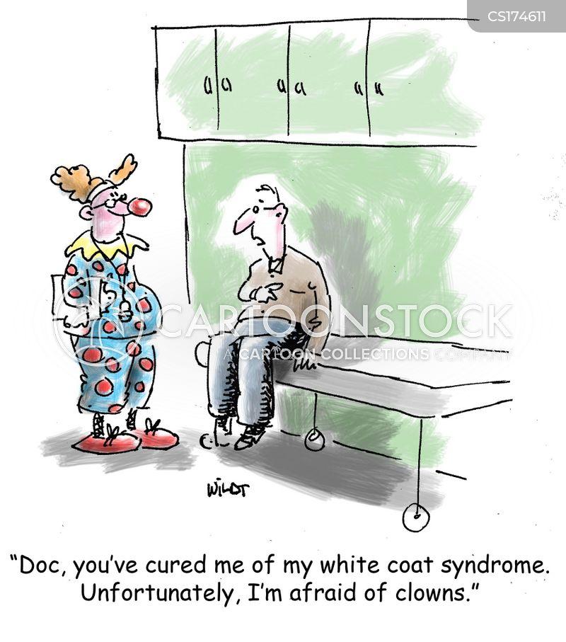 White Coat Cartoons and Comics - funny pictures from CartoonStock