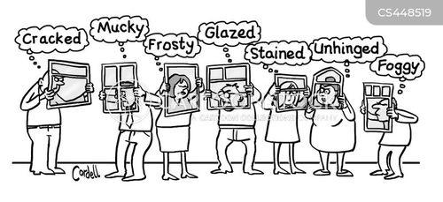 frosty cartoon