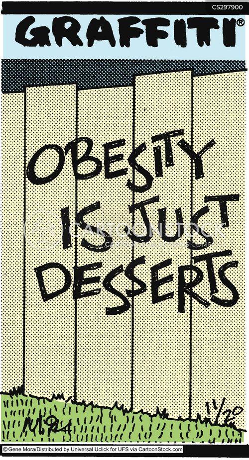just dessert cartoon
