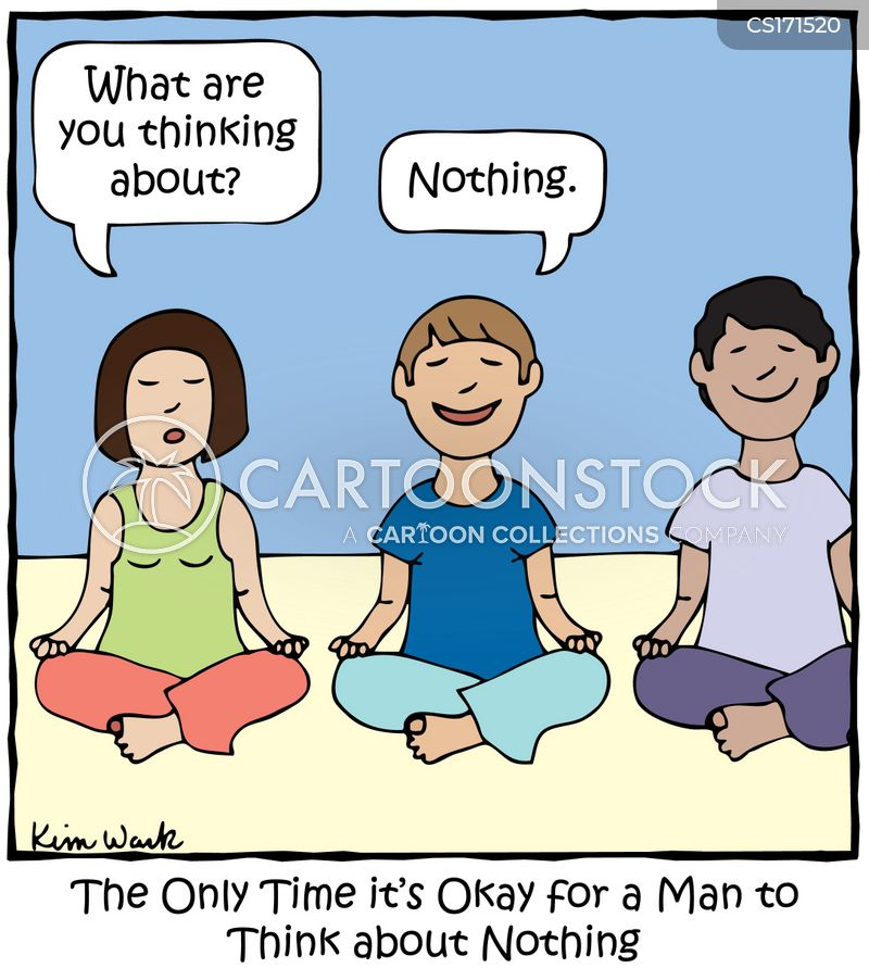 Yoga Instructors Cartoons Cartoon Funny Picture