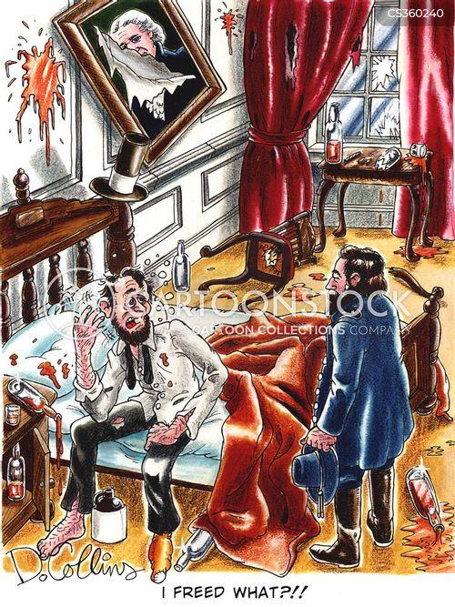 abolitionists cartoon
