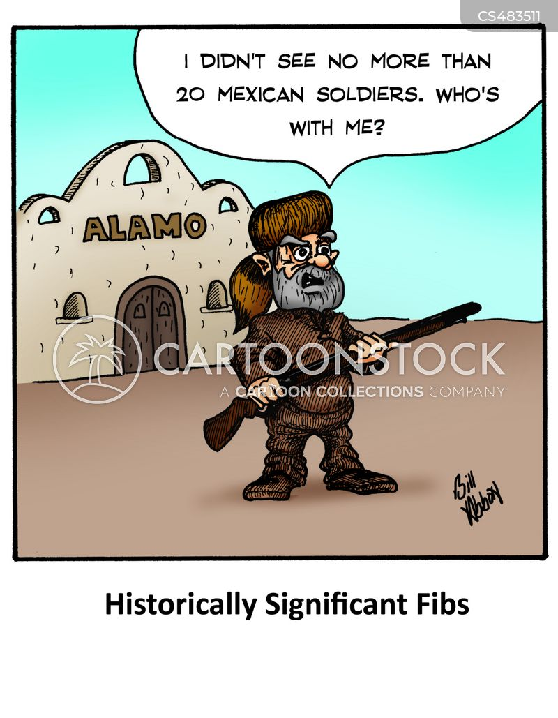 santa anna cartoon