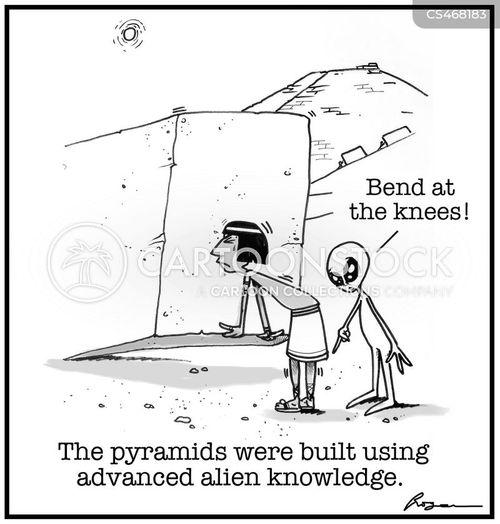advanced civilisation cartoon