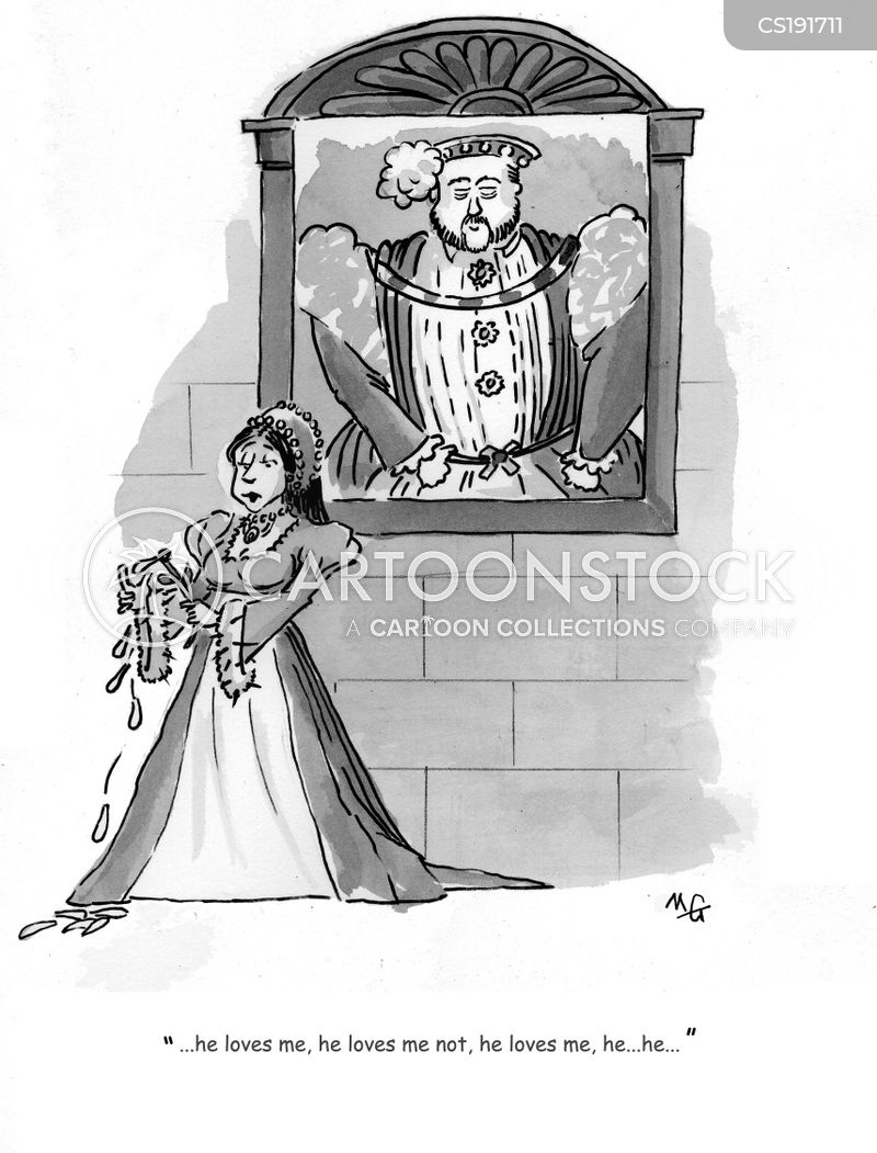 tudors cartoon